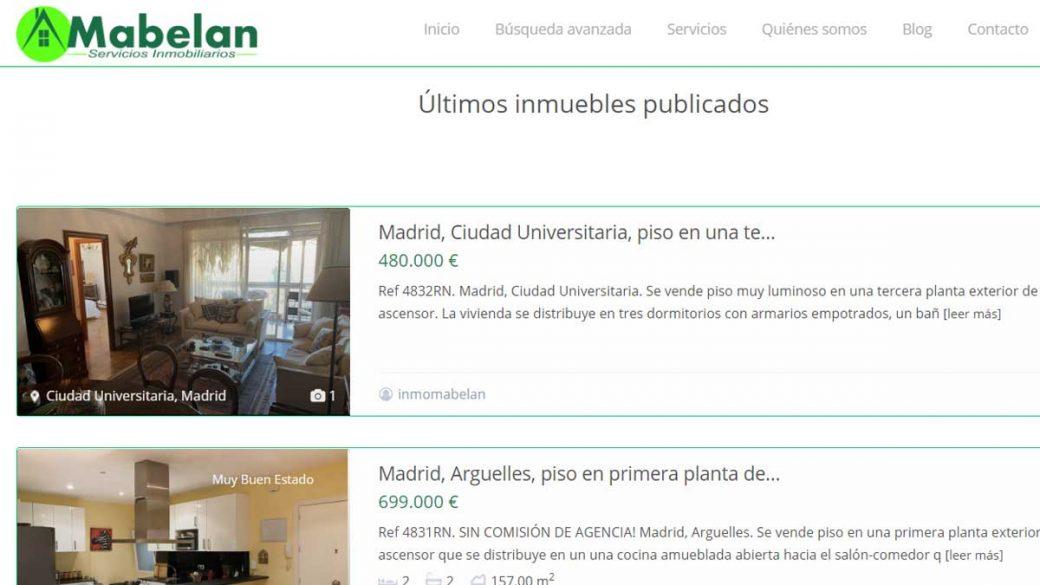 Mabelan Inmobiliaria Las Rozas